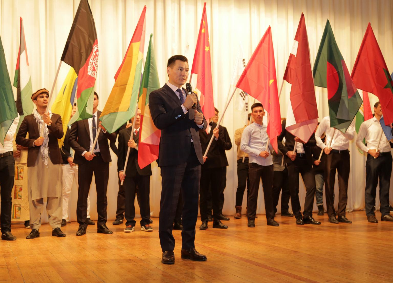 В Калмыкии проходит Всероссийский фестиваль иностранных студентов «Диалог культур»
